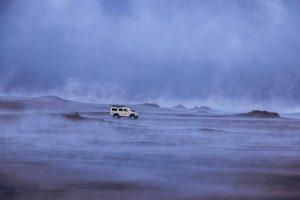 uap air tanah lautan pasir bromo